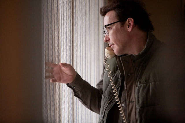 Frozen Ground John Cusack On The Phone