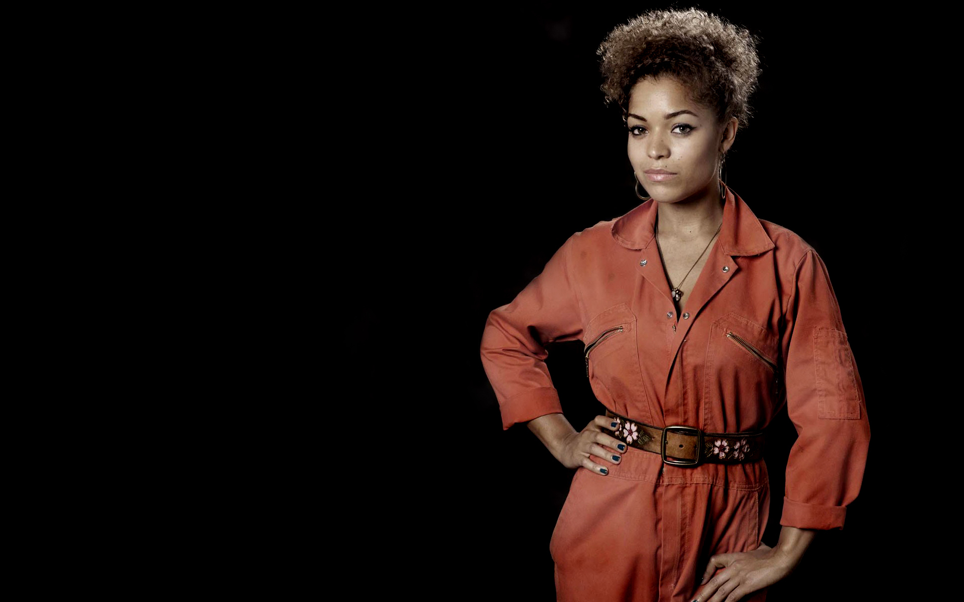 Antonia Thomas in MISFITS