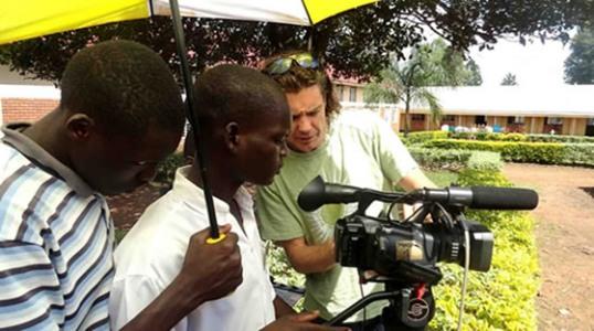 Mira Nair's Maisha Film Lab in Kampala, Uganda