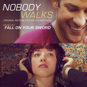 Nobody Walks soundtrack art