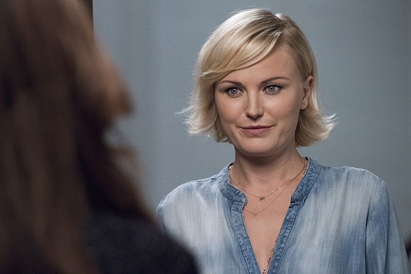 9 Questions For The Women of 'Billions' About Sex, Power ... Malin Akerman Billions