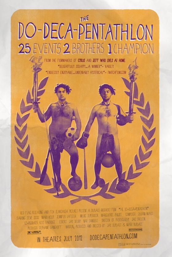 Do-Deca-Pentathalon Poster