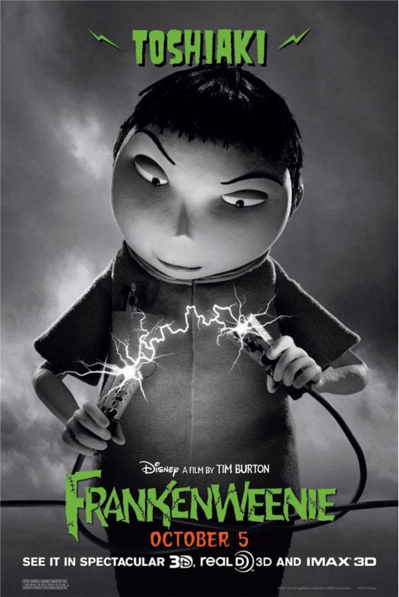 Frankenweenie Toshiaki poster skip crop