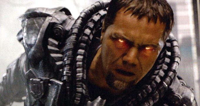 Man Of Steel,  Michael Shannon (skip)