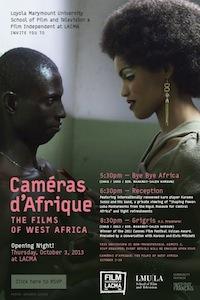 Cameras poster