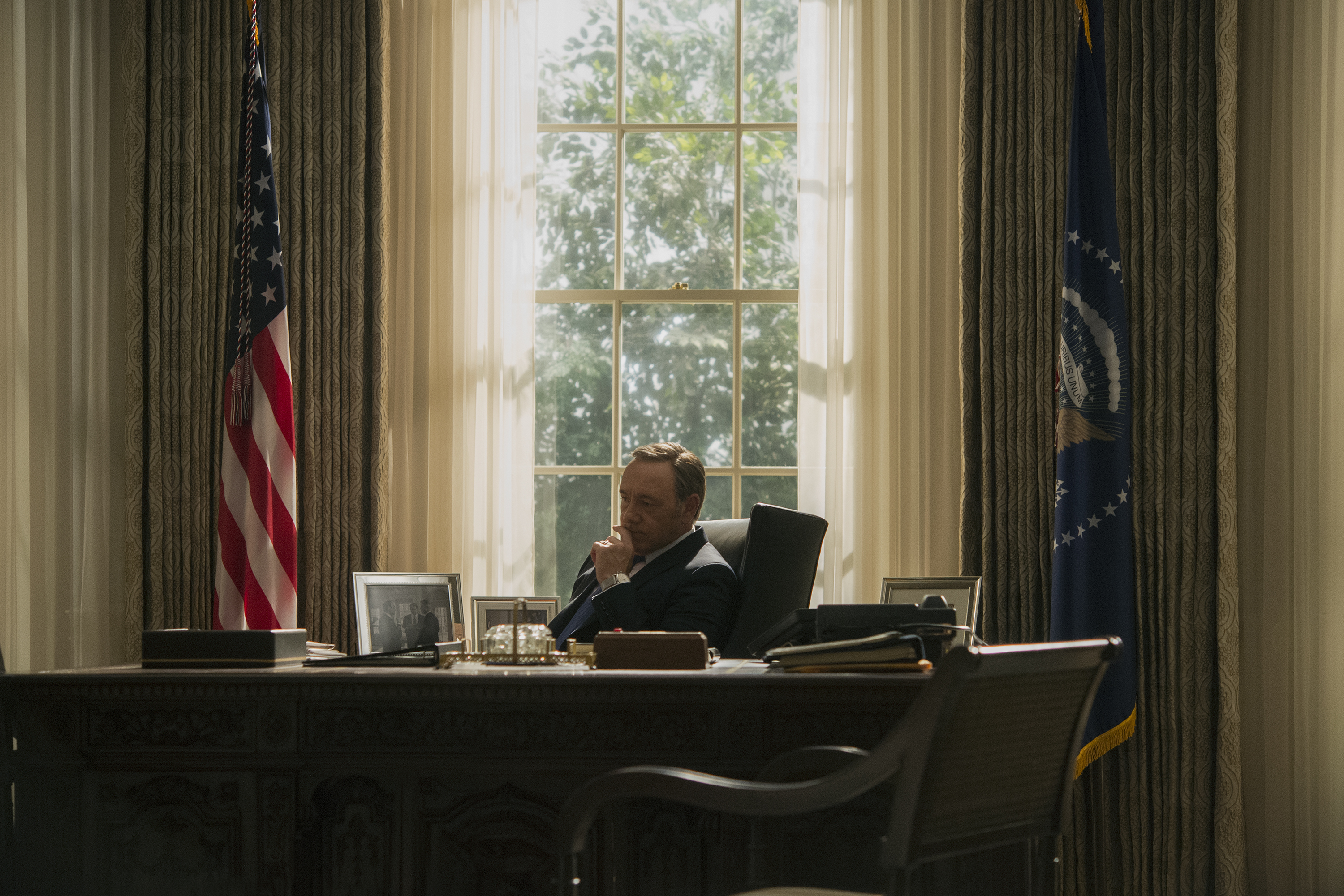 Review House of Cards Season 3 Episode 2 Chapter