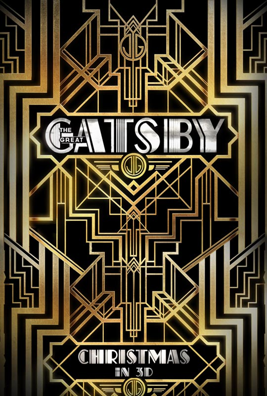 The Great Gatsby Teaser Poster