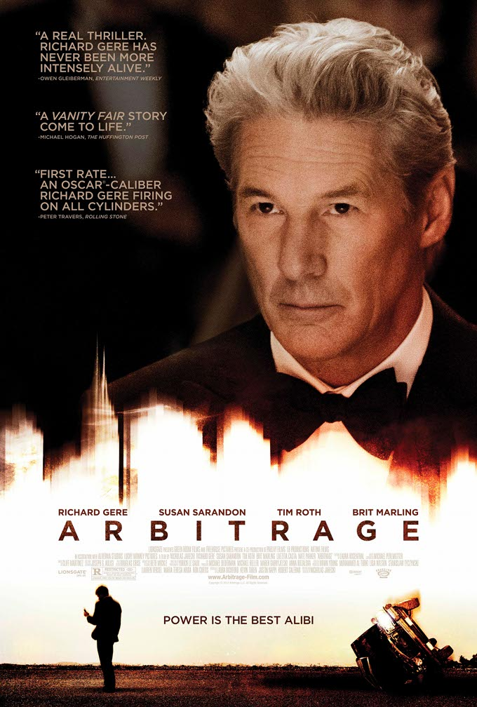 Arbitrage, poster