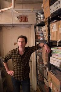 Director Aaron Brookner