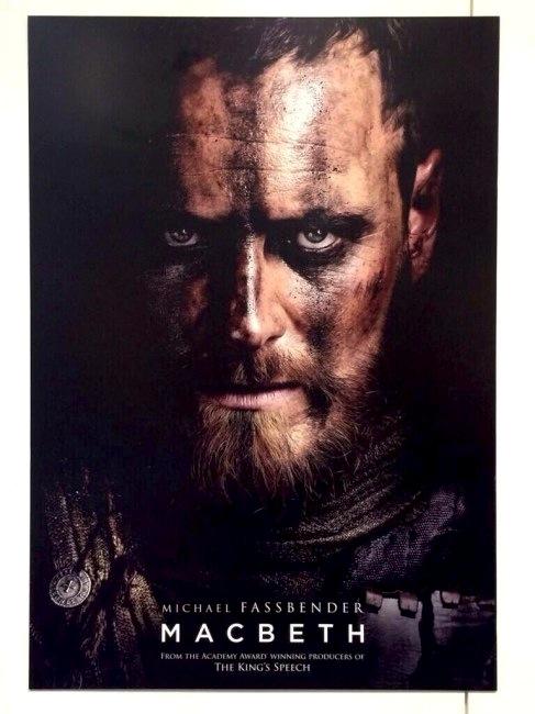 Macbeth, Fassbender