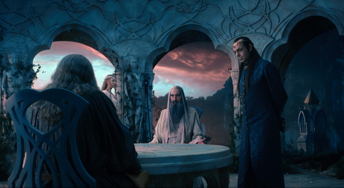 The Hobbit: An Unexpected Journey skip