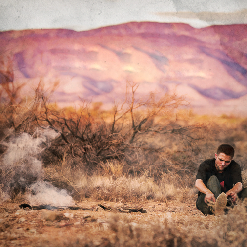 The Rover, Pattinson