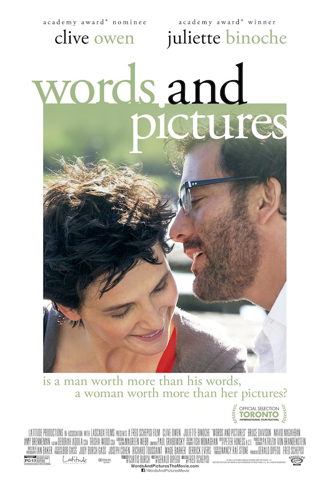 'Words and Pictures'