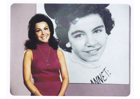 Annette Funicello early days and later-485