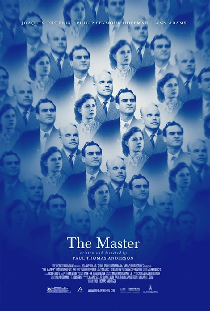 The Master, poster 1
