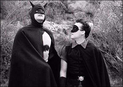 Batman and Robin (1949) Robert Lowery was Batman, John Duncan as Robin.