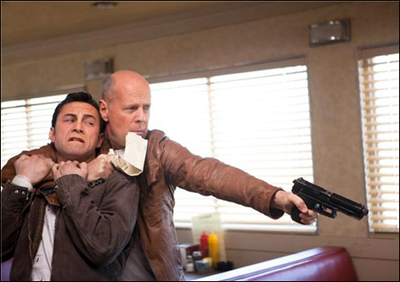 Joseph Gordon, Levitt-Bruce Willis