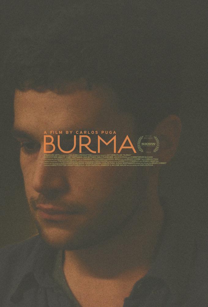 Burma Poster