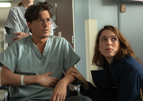 Johnny Depp-Rebecca Hall-485