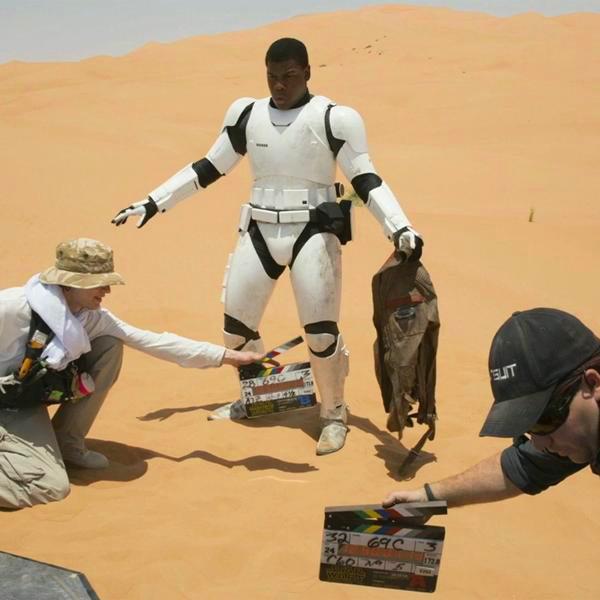 Star Wars, The Force Awakens, skip