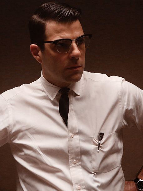 American Horror Story skip crop Zachary Quinto