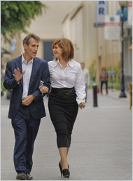 Sony's Michael Lynton and Amy Pascal