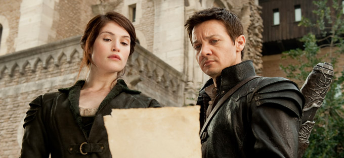 Hansel and Gretel Witch Hunters, Renner, Arterton (skip)