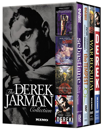 Jarman DVD cover