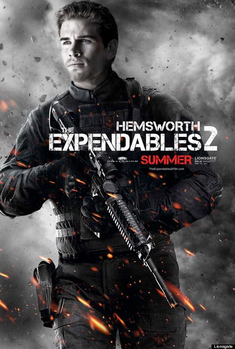 Liam Hemsworth EXp2