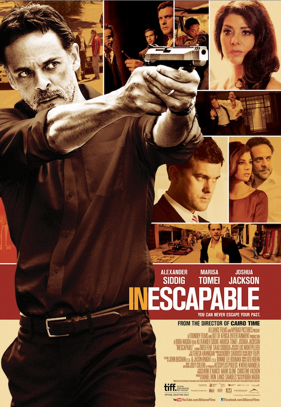 Inescapable poster scaled down