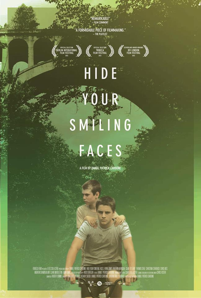 Hide Your Smiling Faces, poster