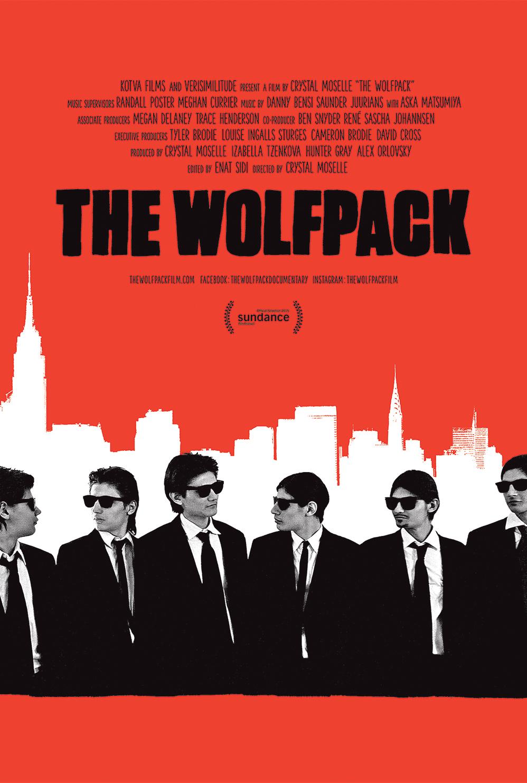Kuvahaun tulos haulle the wolfpack documentary poster