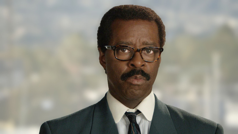 "Courtney Vance as Johnie Cochran in ""American Crime Story: The People vs. OJ Simpson"""