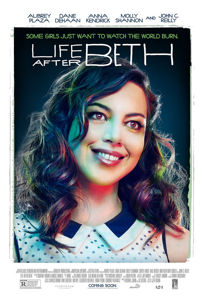 Life After Beth, posters