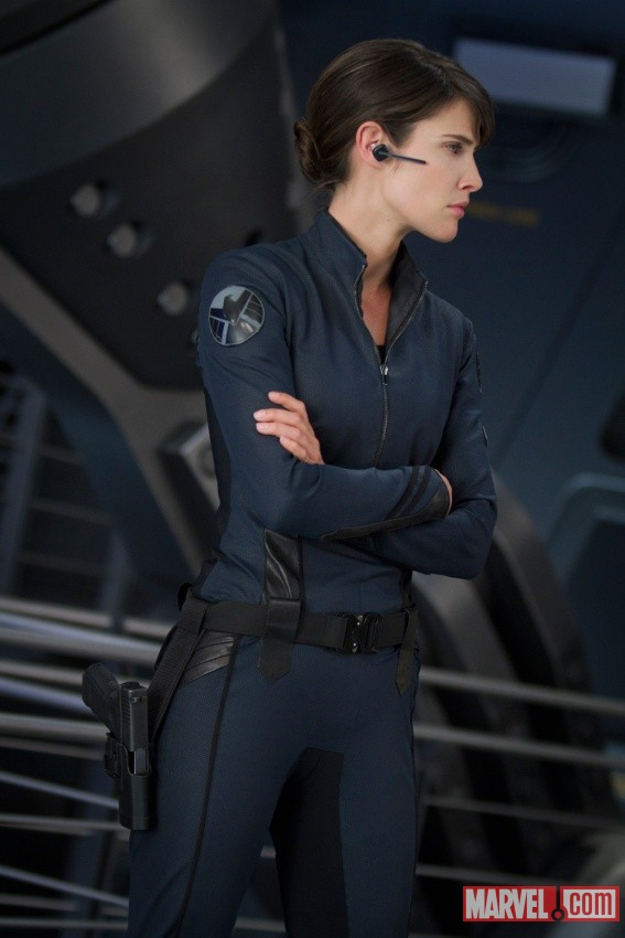 The Avengers Cobie Smulders