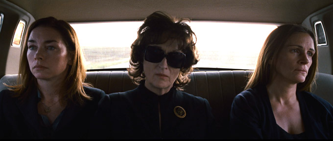 August: Osage County, skip