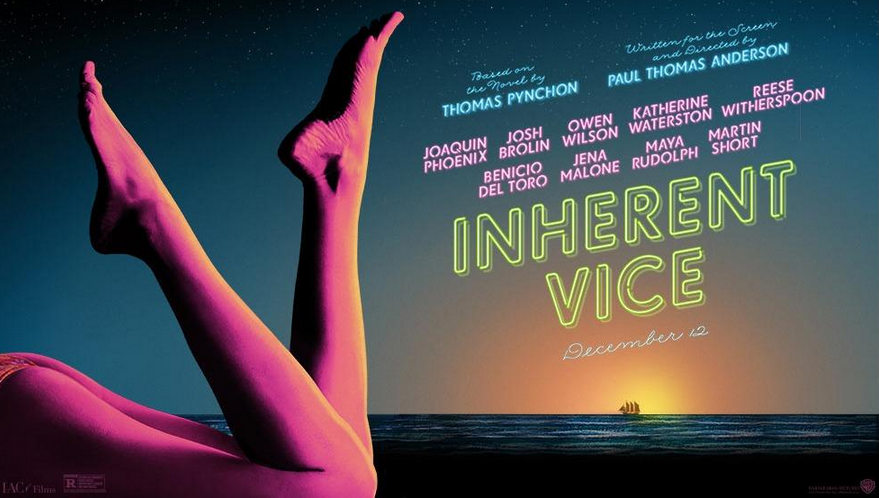 Inherent Vice, poster