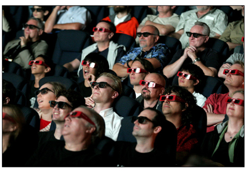 3-D Film Fest Audience-485