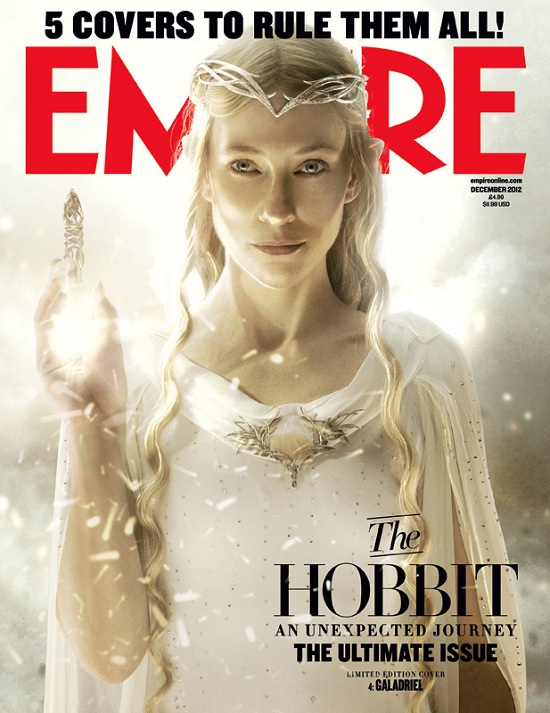 Galadriel character cover Empire