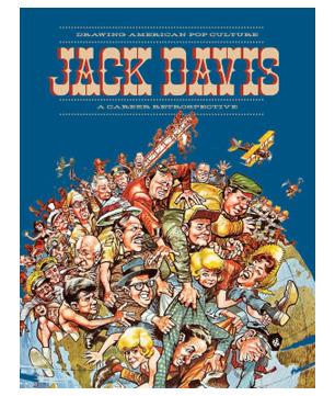 Jack Davis Drawing American Pop Culture