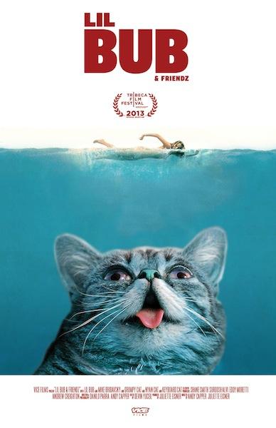 Lil bub poster 2