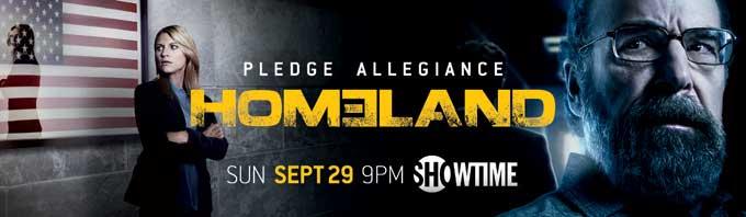 Homeland poster 2