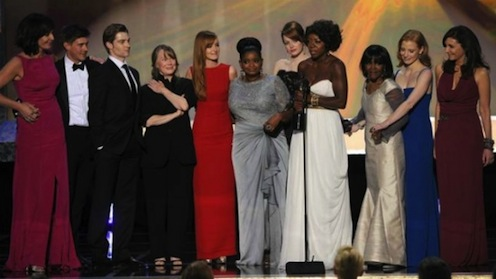The Help at SAG