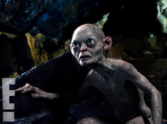 The Hobbit Gollum skip crop