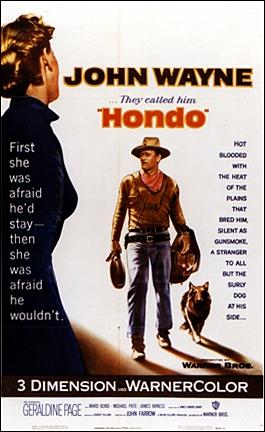John Wayne 3-D Poster-265