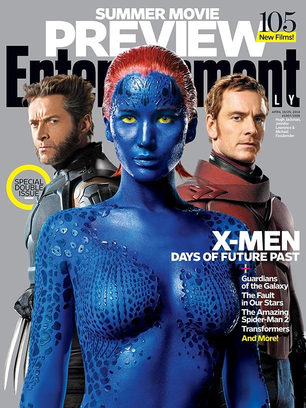 X-Men EW cover