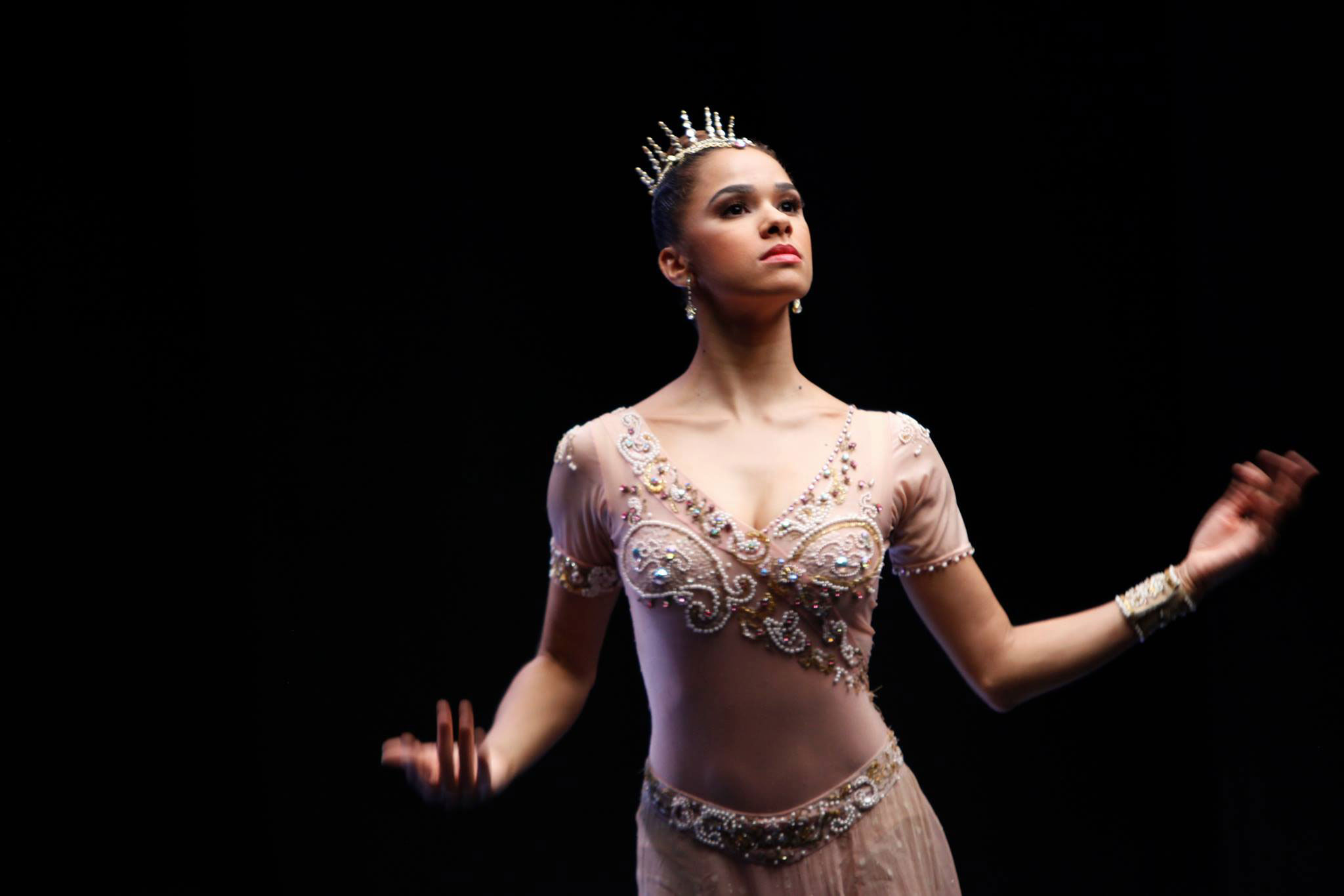 "Misty Copeland - ""A Ballerina's Tale"""