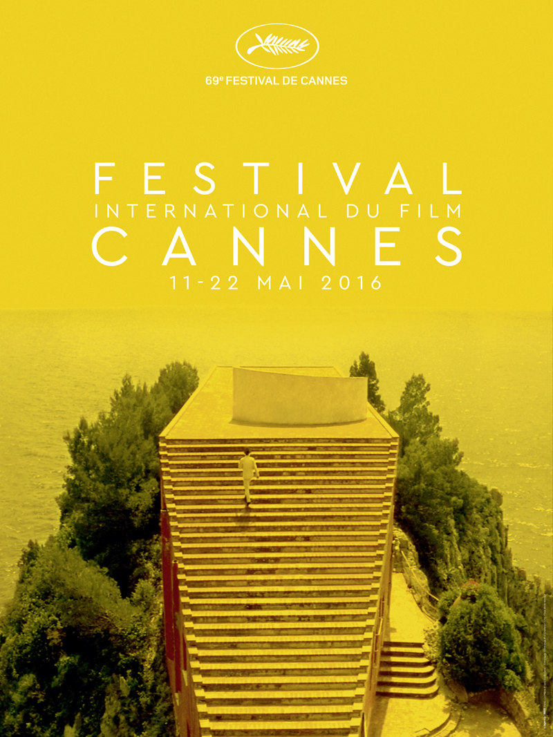 Official Poster for the 69th Festival de Cannes