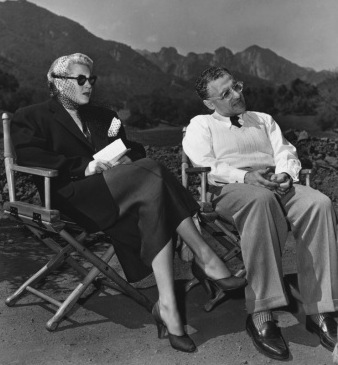 George Cukor directing 6