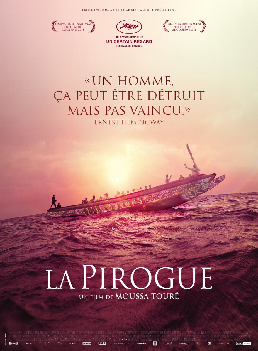 pirogue poster